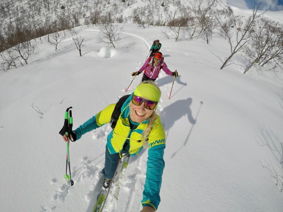 Skitour Norwegen Romsdal