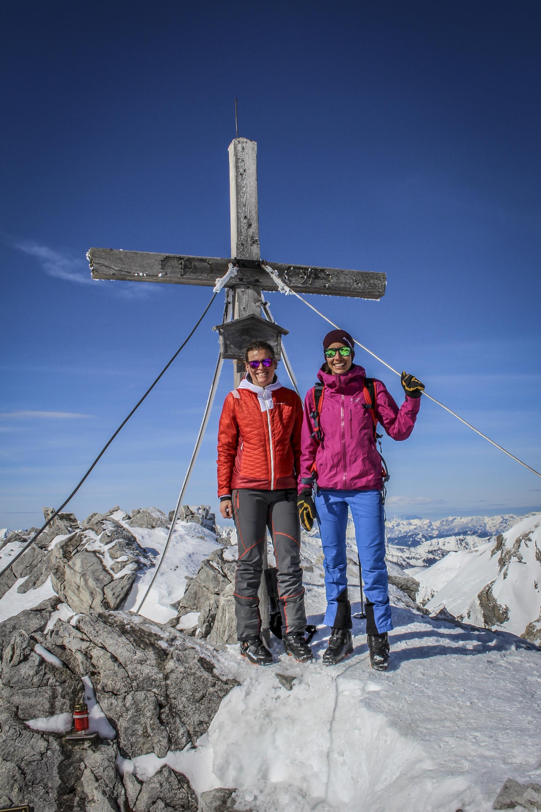 Große Kesselspitze Skitour Obertauern