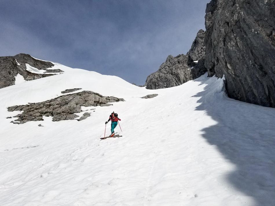 Skitour Großwand Gosaukamm
