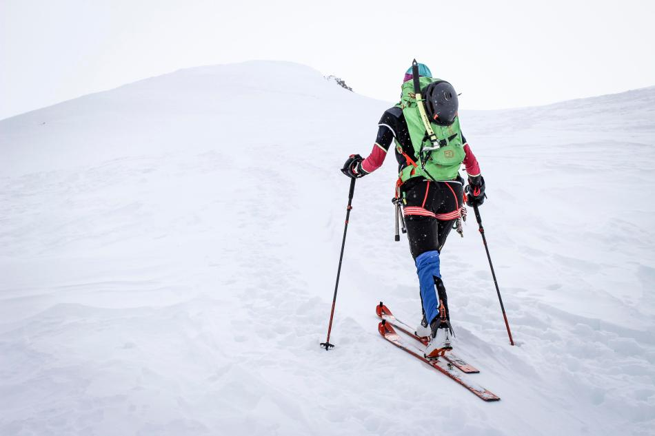 Strahlhorn Skitour Britannia Hütte