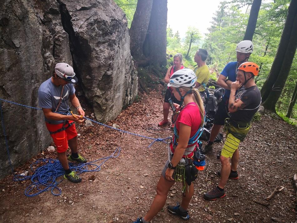 Klettergarten Saubichl