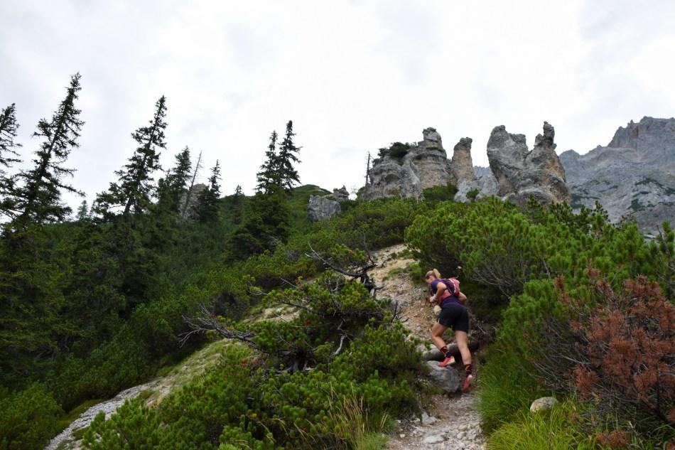 Trailrunning Dachstein