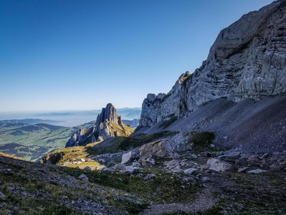 Alpstein Altenalp Türm