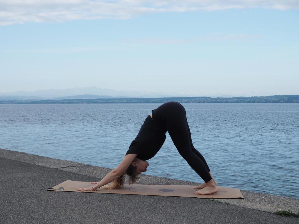 Yoga Bergsport