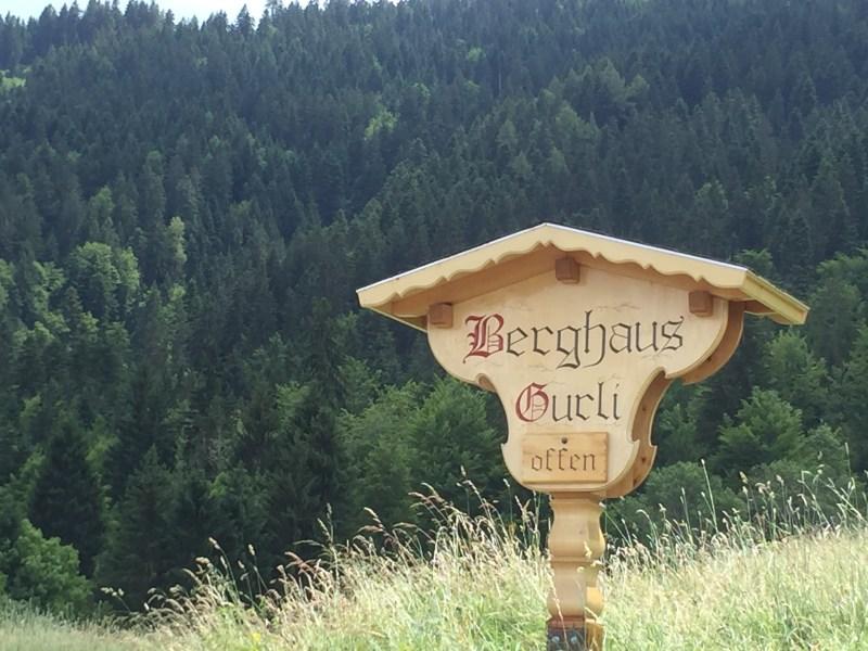 Berghaus Gurli 1716 Plaffeien FR - Eröffnungsweekend