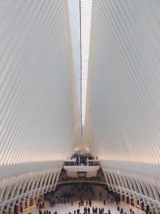 World Trade Center mall