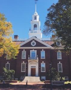 Delaware legislative hall, Dover, DE
