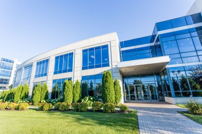 Caprion Office Building, Technopark, V.S.L.