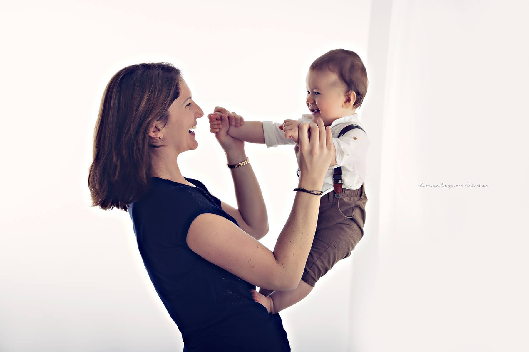 Baby Fotograf in Muenchen