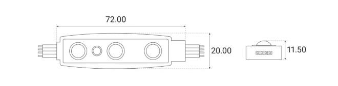 AR-3 RGB IC PRO