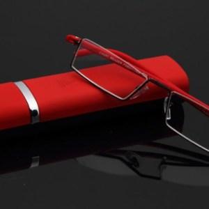 Reading glasses high-definition unisex elegant.
