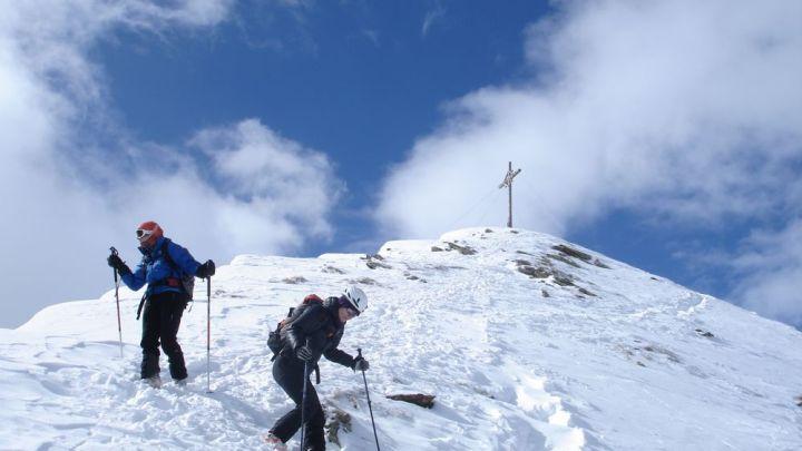 Ratschinger Kreuz (2359m)