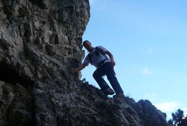 Schlern (2563m)/Tschurtschentalersteig