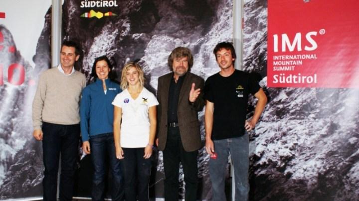Der International.Mountain.Summit® zu Gast in München