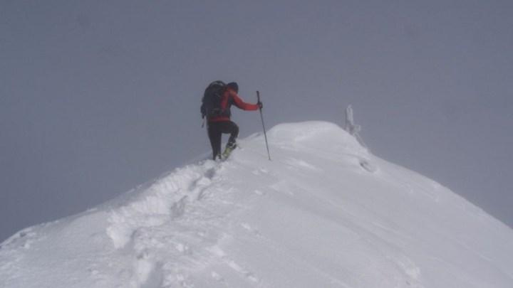 Lifflspitz (2590m)