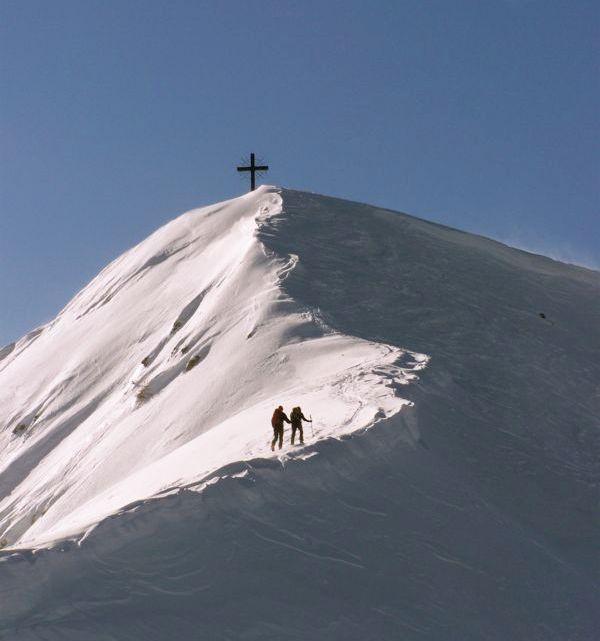 Öfenspitze (2334m)