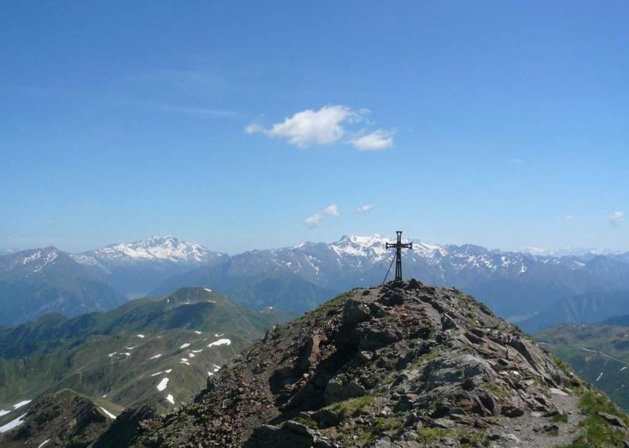Sarner Weisshorn (2703m)
