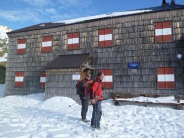 Bei der Teplitzerhütte