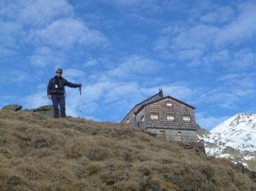 Abstieg von der Teplitzerhütte