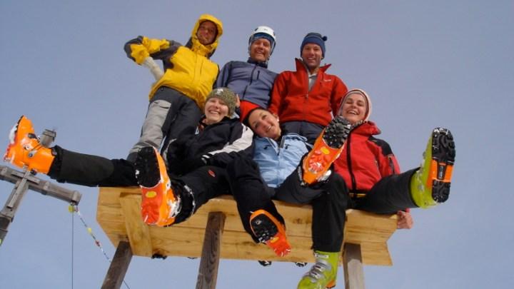 Skitour Leitenspitze + Ottenspitze (2179m)