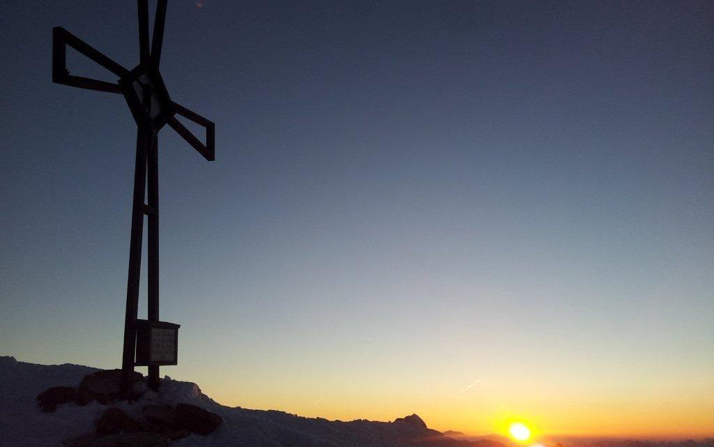Schneebiger Nock – Sonnenaufgang – 3358mt
