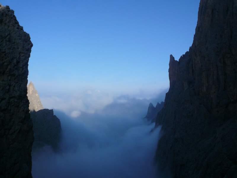 Klettersteig Plattkofel : Plattkofel oskar schuster steig m klettersteige südtirol