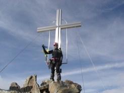Ich am Gipfel