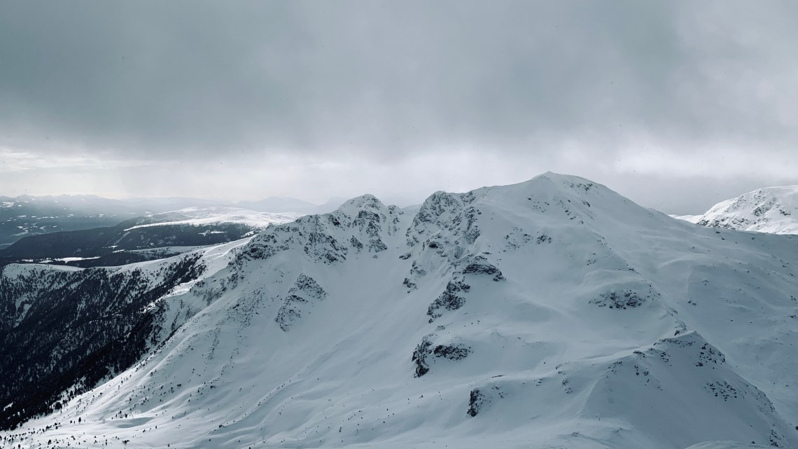 Skitour Kassianspitze und Plankenhorn von Durnholz