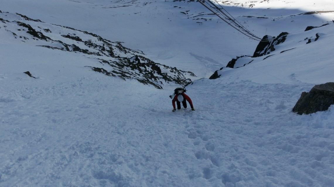 Similaun 3606 m