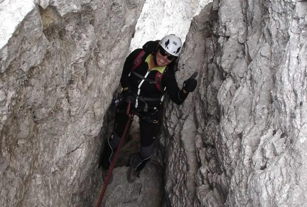 Grosse Zinne (2999 m) Normalweg