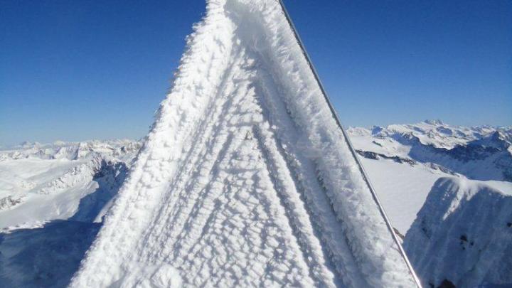 Skitour Dreiherrenspitze (3499mt)