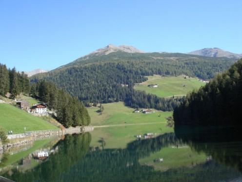 Herbststimmung am Durnholzer See