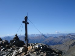 Jakobspitz Gipfelkreuz
