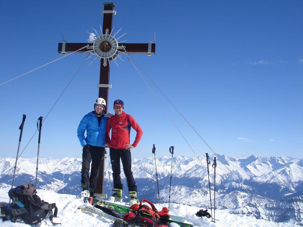 Habicht (3277m) Nordwand