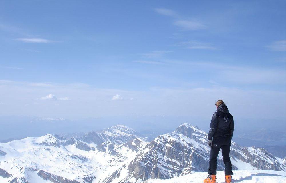 Skitouren in den Abruzzen – Gran Sasso Nationalpark