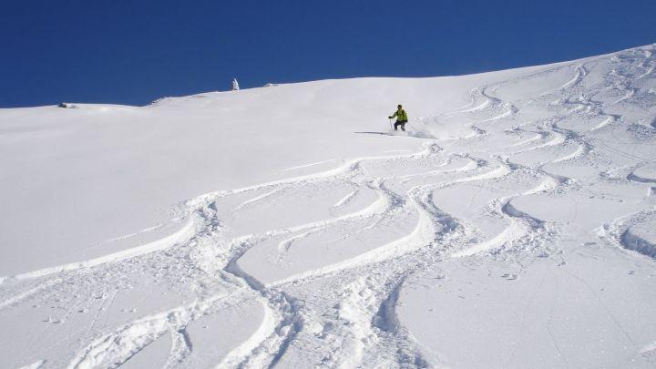 Plankenhorn (2543m) + Lorenzispitz (2483m)