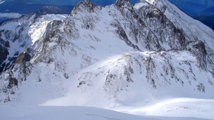 Wurmaul (3022m) Stilonrinne