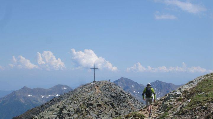 Gipfelrunde im Ultental