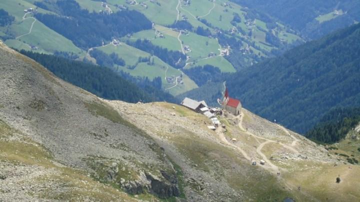 Kassianspitze + Samspitze
