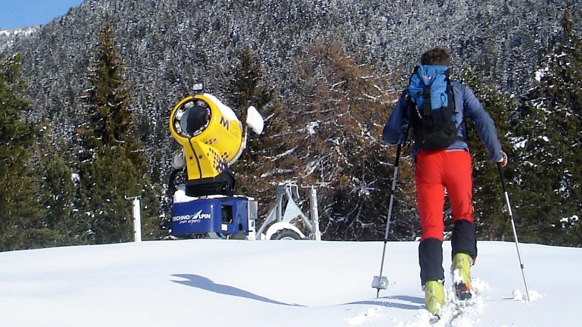 Pisten-Skitouren in Südtirol 2011/2012