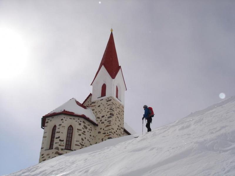 Latzfonser Kreuz (2304m)