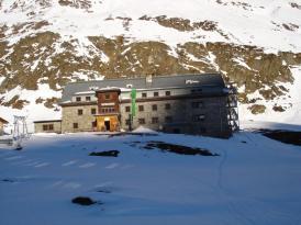 Franz-Senn Hütte