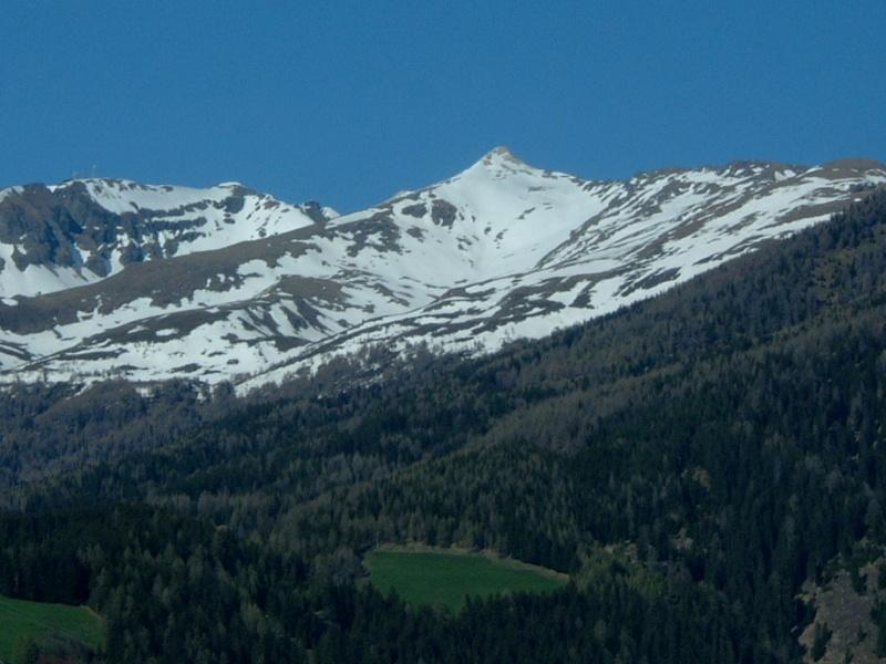 Weisspitz 2714 m