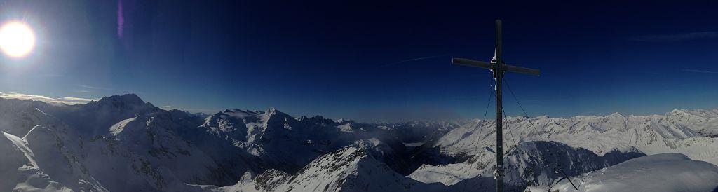 Dreieckspitze (3031mt)