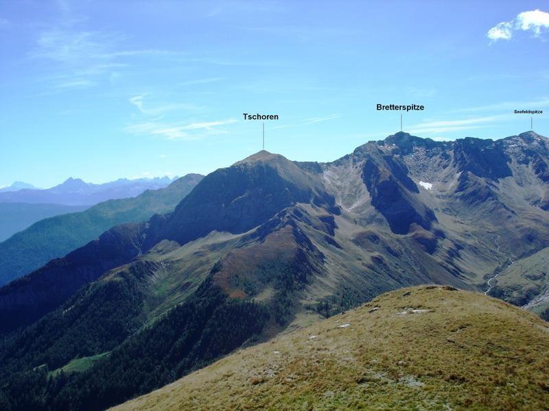 Fassnacht (2537 m)