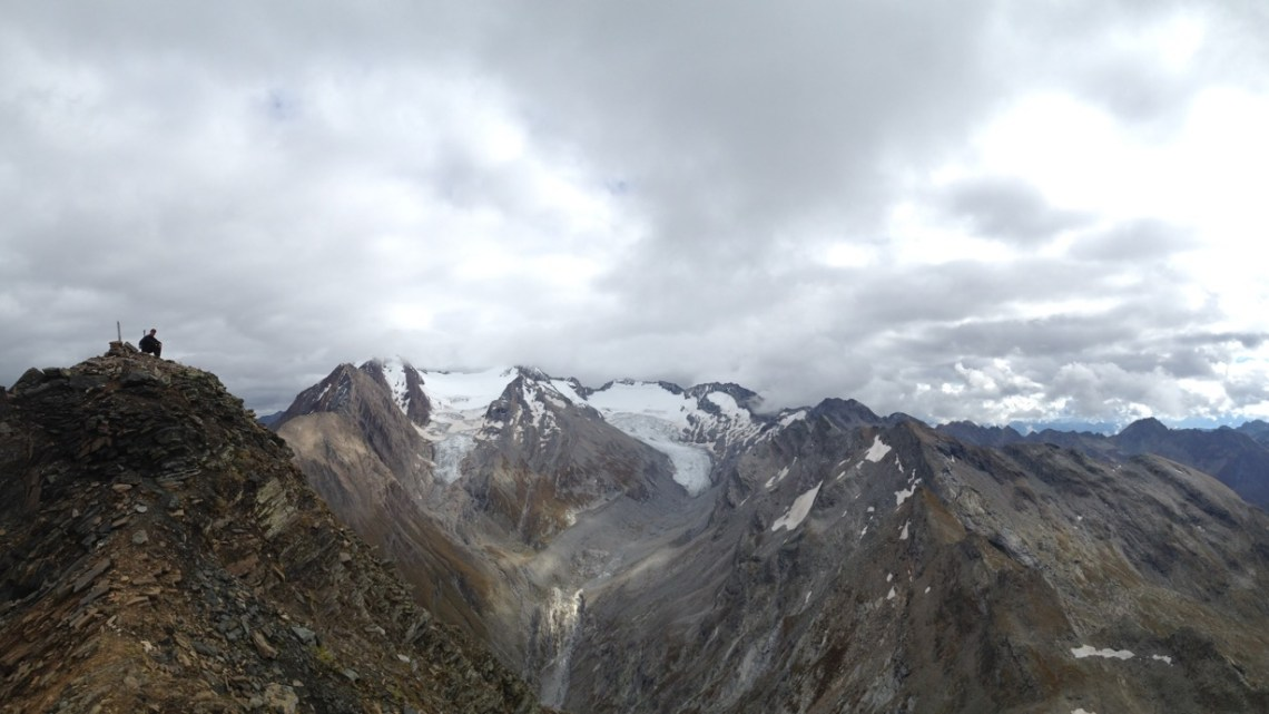Rotes Beil (2949m)