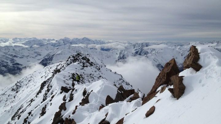 Similaun SüdWest-Grat 3606m