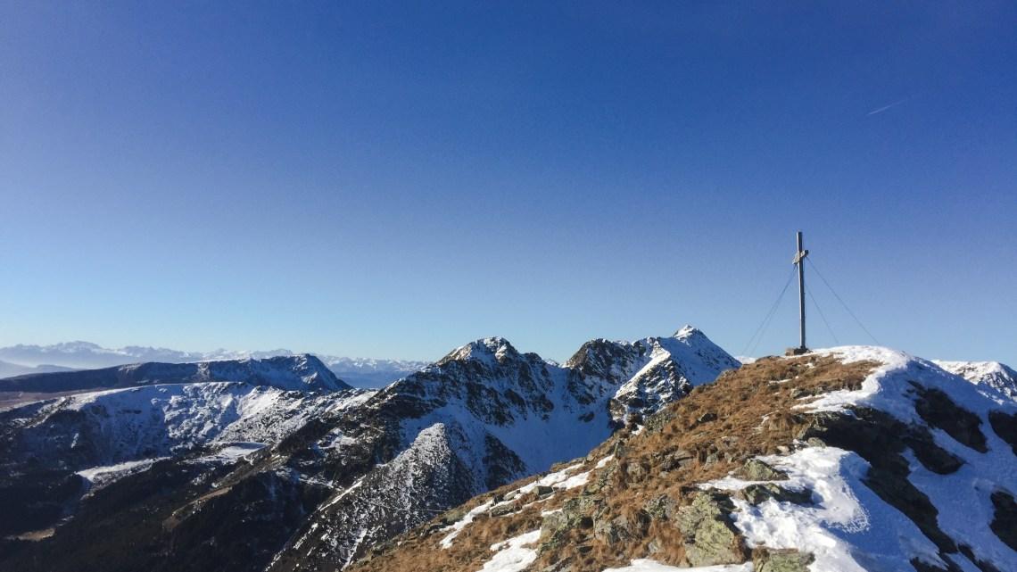 Lorenzispitze 2483m
