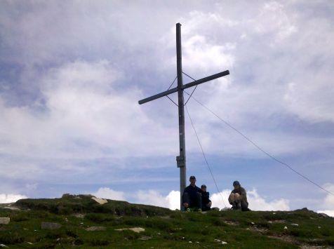 Gipfel Wolfendorn