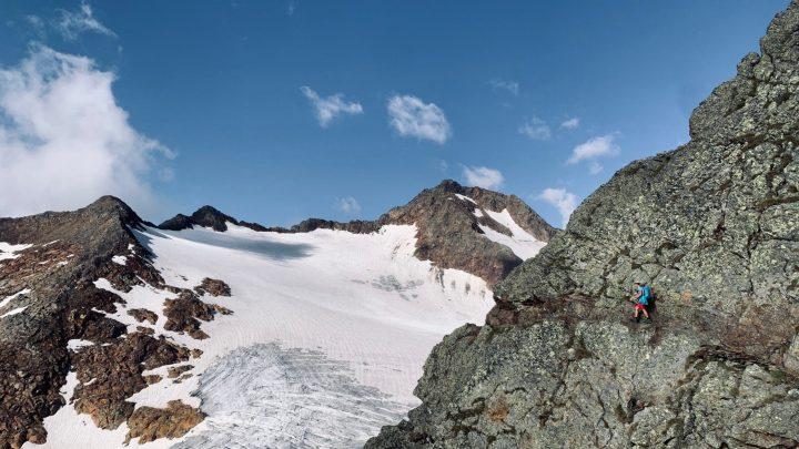 Überschreitung Feuersteine Schneespitze